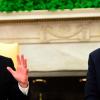 Madaxweynaha France Oo Trump Kula Taliyey illaalinta Heshiiskii IRAN
