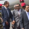 Ethiopia hails its charismatic young leader as a peacemaker