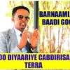 Madaxa Barnaamijka Baadigoob Oo Qoraal Ka Soo Saaray, Eedihii Madaxa Goobjoogayaashii Doorashadii Madaxtooyada Somaliland Michael Walls U Jeediyey Barnaamijka Baadi-goob. (English/ Somali)
