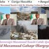 Musuqii iyo Maroorkii Maxamuud Xaashi Cabdi: Qaybta 2aad. W/Q Siciid Maxamuud Gahayr.