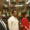 Daawo:-Wasiiro Ka Socda Somaliland Oo Kulan La Yeeshay Masuuliyiin Ka Tirsan Dawladda Ingiriiska.