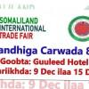 Xoghayaha Guud Ee Rugta Ganacsiga Somaliland Oo Si Rasmiya Ugu Dhawaaqay Xiliga La-qabanaayo Carwada 8'aad Ee Ganacsiga Somaliland