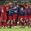 Qatar have beaten Saudi Arabia 2-0