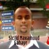 Injustice Watch : Journalist Said Mohamoud Gahayr still in prison