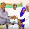 Wasiirka X/Xoolaha & Kalluumaysiga Somaliland Oo Ina'adeerkiis U Magcaabay Isuduwaha Gobolka Sanaag