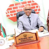 The universe is full of good men going through the same motions in the same surroundings governor in central bank in Somaliland ALI IBRAAHIM (BAQDAADI)