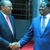 Madaxwayne Uhuru Kenyatta oo La Heshiiyay Hogaamiyaha Xisbga Mucaaradka ee Ugu Adag mr Raila Odenga
