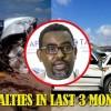 Khasaaraha Saddexdii bilood ee u dambeeyey ka dhashay Shilalka Gaadiidka ee ka dhaca Somaliland oo la shaaciyey