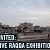 Raqqa: unveiling an immersive experience