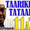 DAAWO Qaybta 11aad ee Taxanaha Taariikhda Tataarka iyo Dagaaladii Falastiin ee laysku hoobtay