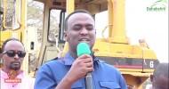 Daawo: Burco: Agaasimaha Guud ee Wasaarada  Biyaha oo Dhagax dhigay Dhaam Biyoodo Baahi Loo Qabay