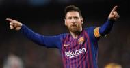 Lionel Messi Oo Ku Guulaystay Xiddiga Sanadka    ee FIFA