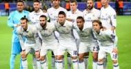 Jamaahiirta Real Madrid Oo Xalay Dayacay inay  ku Badiyaan Gurigood ,, Cristiano Ronaldo. (Daawo Muuqaal)