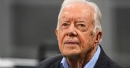 Jimmy Carter hospitalized for brain procedure