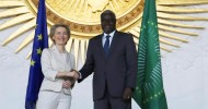 Madaxa Midowga Yurub oo   Ethiopia      kula  Kulantay dhiggeeda Africa