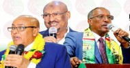 Daawo: Madaxwayne Biixi iyo Hogaamiyayaasha Mucaaridka Somaliland oo ka Hadlay Go,aanka Golaha Wakiiladu isku Hortaageen inay Ansixiyaan Xubnahii Komishanka