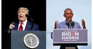 Hirdankii ugu Adkaa oo ka Dhex Socda Brack Obama iyo Donald Trump