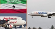 Somaliland government to hold flying rights to Fly Dubai and Air Arabia in Somaliland has strong legal grounds as these two airlines extended cooperation to Somaliland strategic enemy, villa Somalia