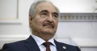 Haftar arrives in Berlin for Libya conference