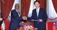 THE TAIWAN-SOMALILAND DIPLOMATIC RELATIONS.