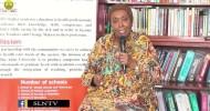Drs Adna Aadan Oo ka Hadashay Doorashooyinka Wakiilada Iyo Deegaanka Somaliland